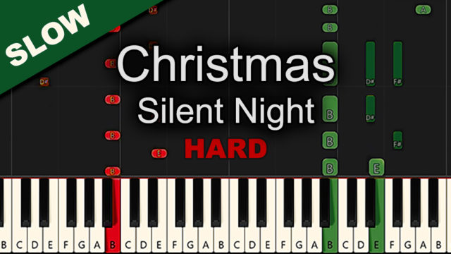 Christmas – Silent Night – Hard