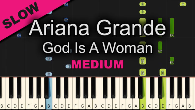 Ariana Grande – God Is A Woman – Medium