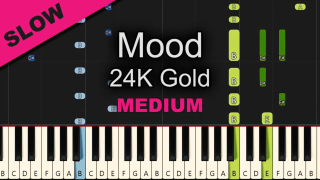 24K Gold – Mood – Medium