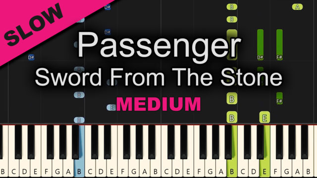 Passenger – The Sword From The Stone – Advanced