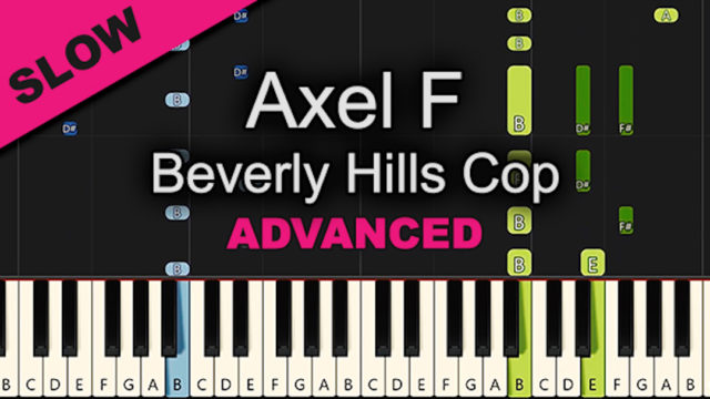 Axel Foley – Beverly Hills Cop – Advanced