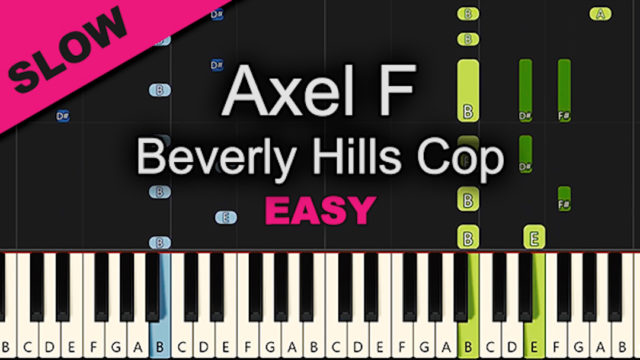 Axel Foley – Beverly Hills Cop – Easy
