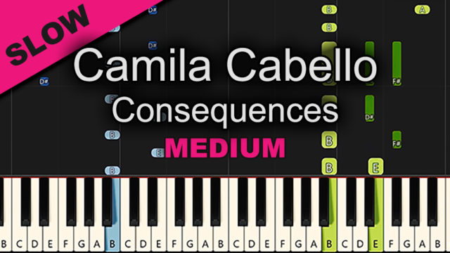 Camila Cabello – Consequences – Medium