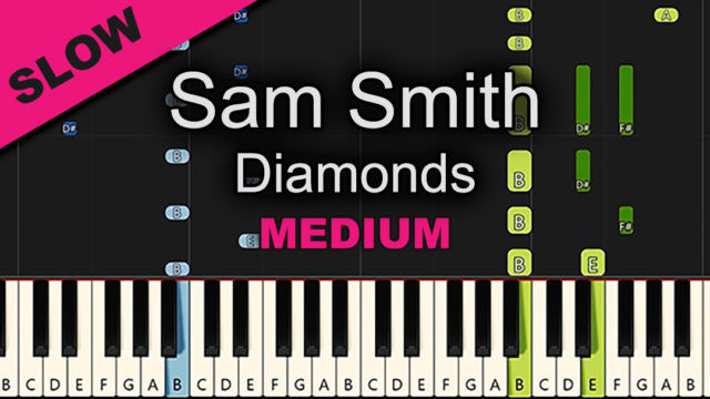 Sam Smith – Diamonds – Medium