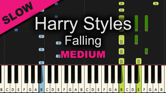 Harry Styles – Falling – Medium