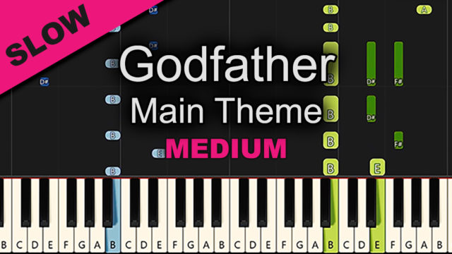 Godfather – Theme – Medium