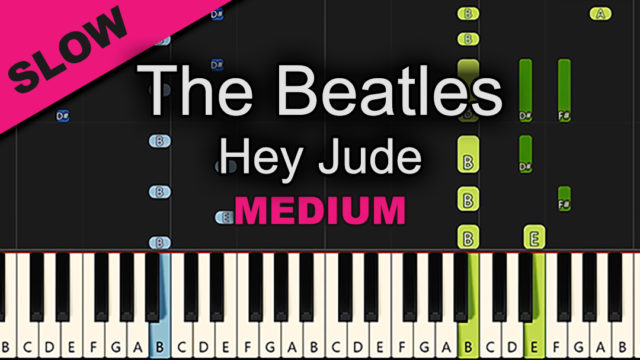The Beatles – Hey Jude – Medium