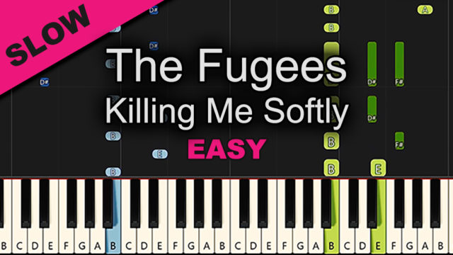 The Fugees – Killing Me Softly – Easy