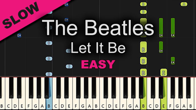 The Beatles – Let It Be – Easy