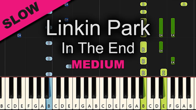 Linkin Park – In The End – Medium