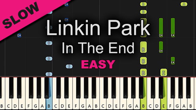 Linkin Park – In The End – Easy