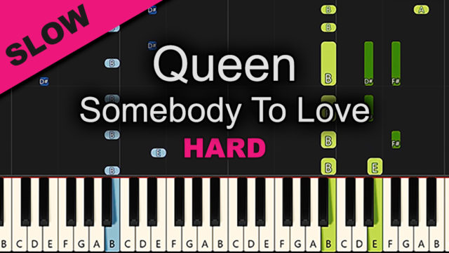 Queen – Somebody To Love – Hard