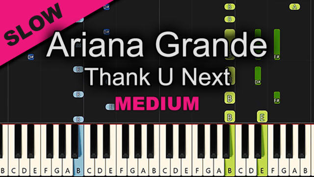 Ariana Grande – Thank U Next – Medium