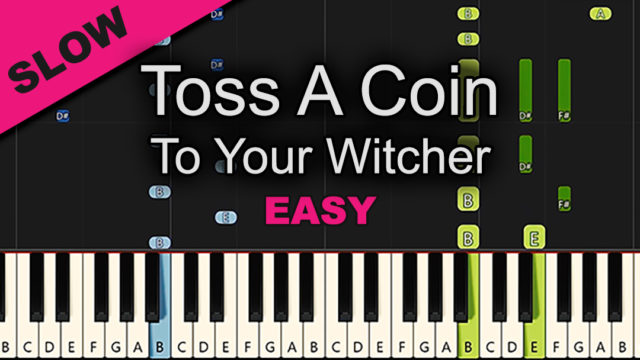 Toss A Coin To Your Witcher – Easy