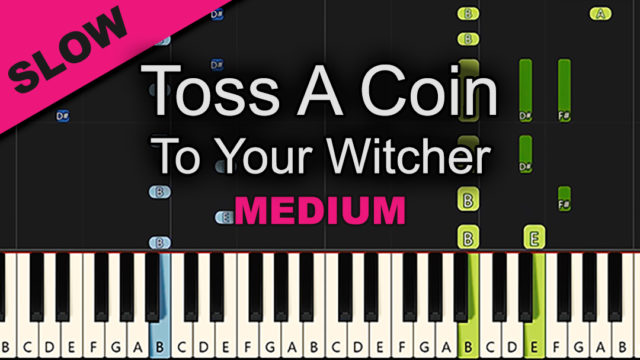 Toss A Coin To Your Witcher – Medium